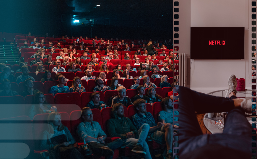 Convenience vs Experience: Movie Theatres