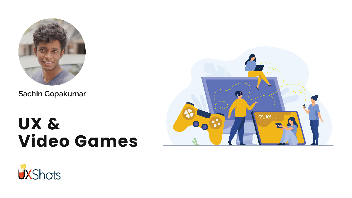 UX and videogames
